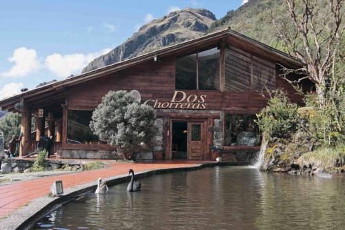 hotel Hosteria Dos Chorreras