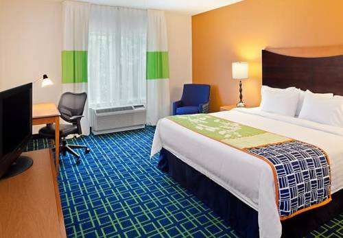 hotel Fairfield Inn & Suites Lewisburg