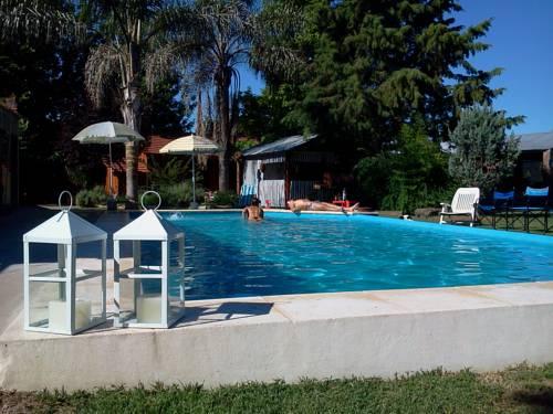 hotel Cabañas Rosario