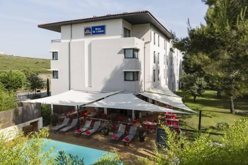 hotel Best Western Hôtel de l'Arbois