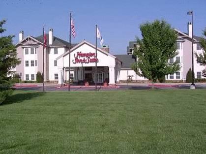 hotel Hampton Inn and Suites Springdale