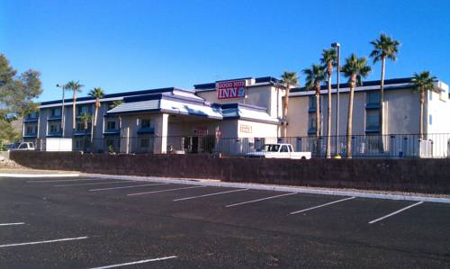 hotel Goodnite Inn and Suites of Bullhead City