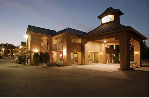 hotel Americas Best Value Inn Lakewood South Tacoma