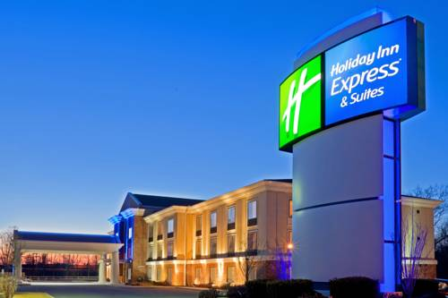 hotel Holiday Inn Express Hotel & Suites Clifton Park