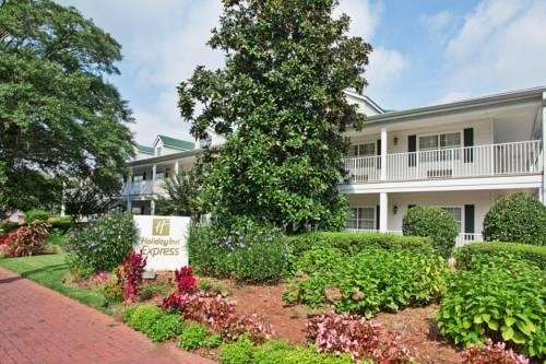 hotel Holiday Inn Express Fayetteville