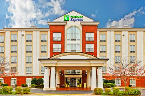 hotel Holiday Inn Express Hotel & Suites Chattanooga-Lookout Mountain