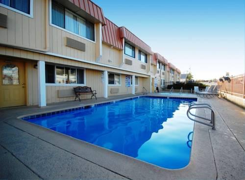 hotel Best Western Hi-Desert Inn
