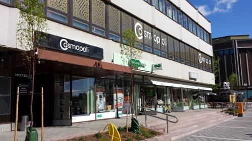 hotel Hotel Cosmopoli