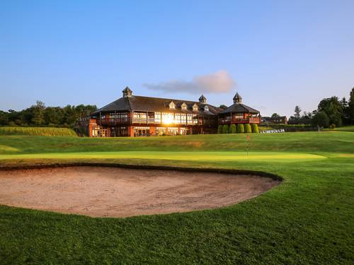hotel Macdonald Portal Hotel, Golf & Spa Cobblers Cross, Cheshire