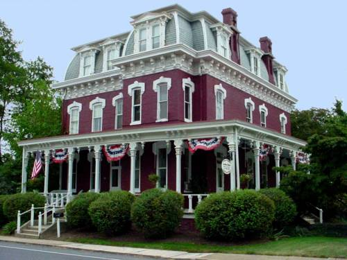 hotel Lovelace Manor Bed and Breakfast