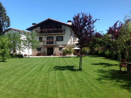 hotel Relais du Silence Hotel Rural Iribarnia