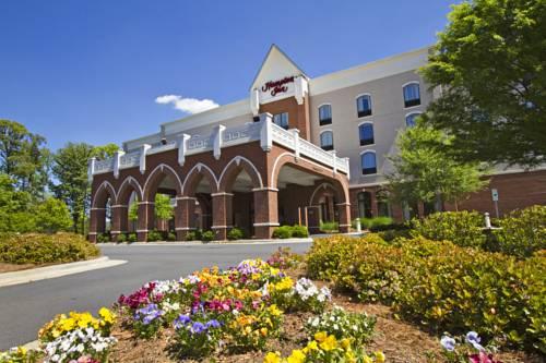 hotel Hampton Inn Belmont at Montcross