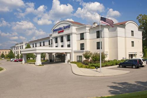 hotel SpringHill Suites by Marriott Grand Rapids Airport Southeast