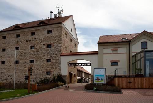 hotel Golf Hotel Dysina