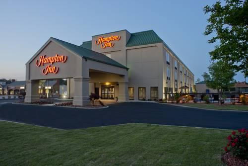 hotel Hampton Inn Milledgeville