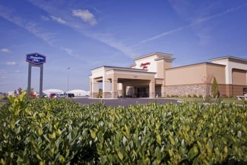 hotel Hampton Inn Evansville Airport