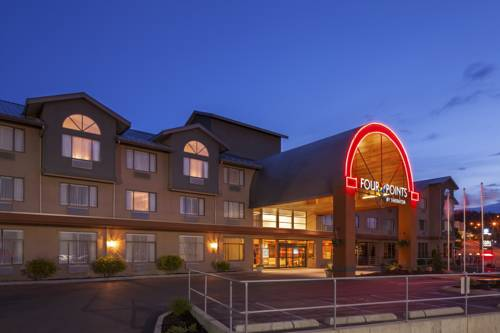 hotel Four Points by Sheraton Kamloops