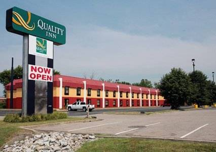 hotel Quality Inn Seymour
