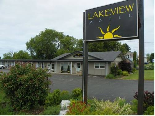 hotel Lakeview Motel
