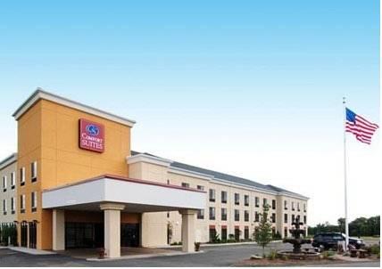 hotel Comfort Suites Edinboro