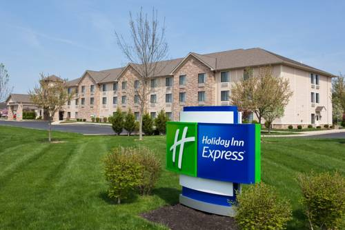 hotel Holiday Inn Express Hocking Hills-Logan