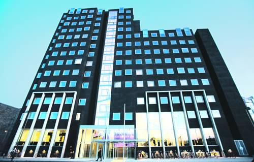 hotel Wakeup Copenhagen - Carsten Niebuhrs Gade
