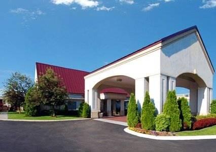 hotel Comfort Inn Austintown