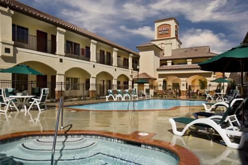 hotel Ayres Hotel Redlands