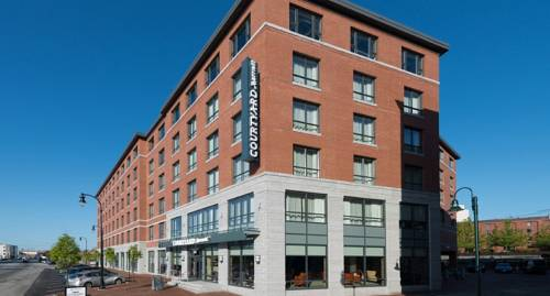 hotel Courtyard by Marriott Portland Downtown/Waterfront
