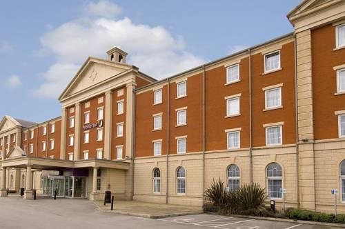 hotel Premier Inn Manchester Trafford Centre West