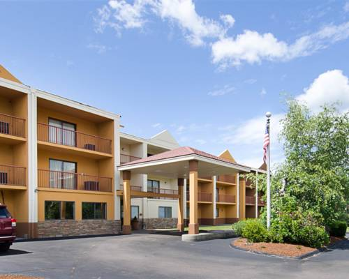 hotel Suburban Extended Stay Hotel Worcester