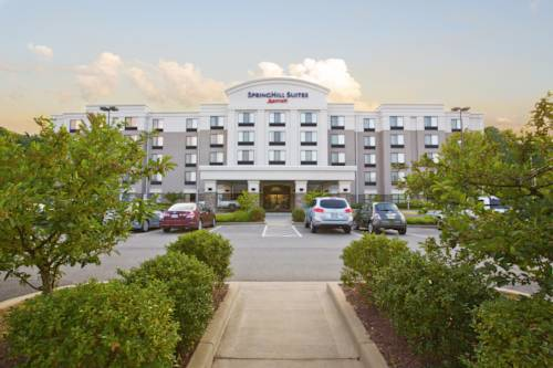 hotel SpringHill Suites Pittsburgh Mills