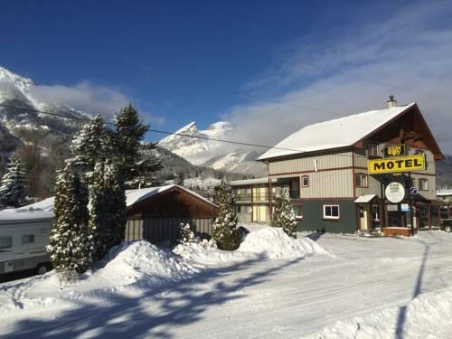 hotel Snow Valley Motel & RV Park