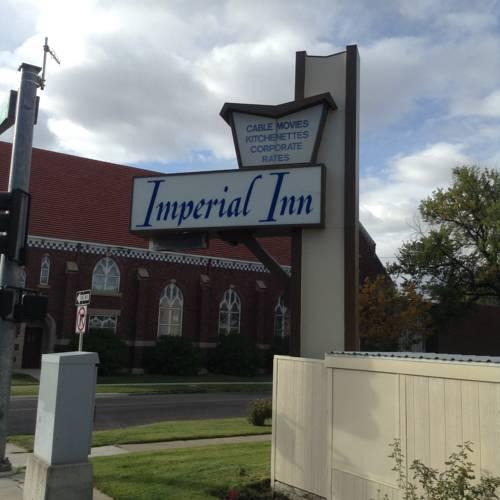 hotel Imperial Inn Great Falls