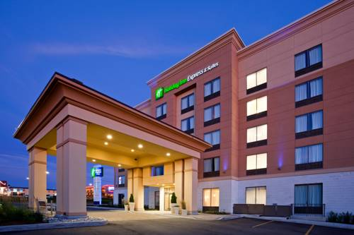 hotel Holiday Inn Express Hotel & Suites - Woodstock