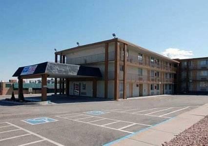 hotel Rodeway Inn Pueblo