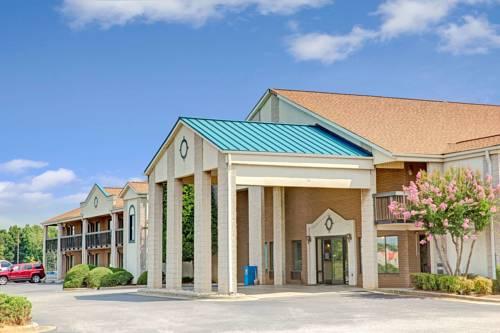 hotel Days Inn Mooresville
