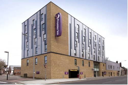 hotel Premier Inn Ipswich Town Centre (Quayside)