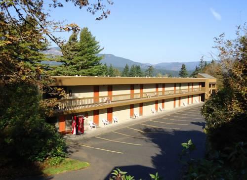 hotel Columbia Gorge Inn