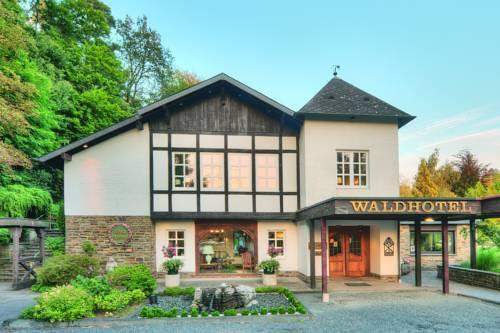 hotel Romantik Waldhotel Mangold