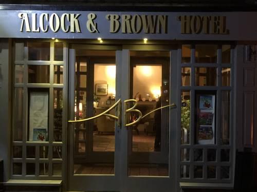 hotel Alcock & Brown Hotel