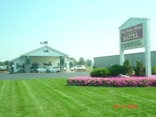 hotel Der Ruhe Blatz Motel