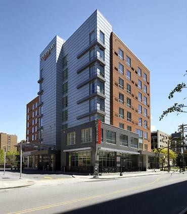 hotel Courtyard Cleveland University Circle
