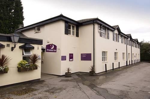 hotel Premier Inn Knutsford - Mere