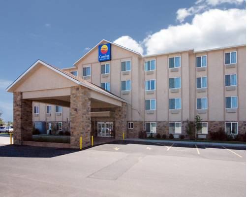 hotel Comfort Inn & Suites Walla Walla