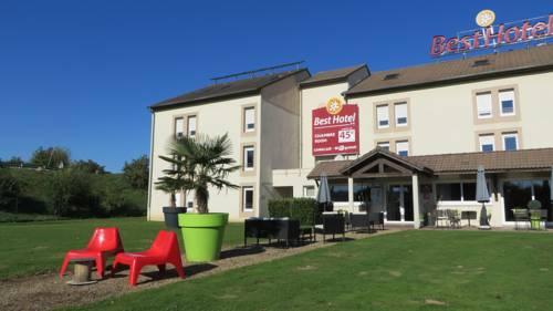 hotel Best Hotel Rouen Est / Val De Reuil