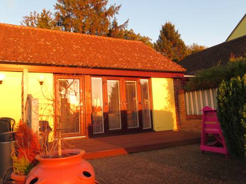 hotel Annexe at Gosfield Lake