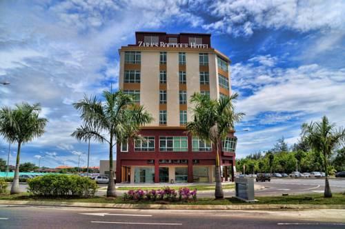 hotel Zara's Boutique Hotel @ Harbour City