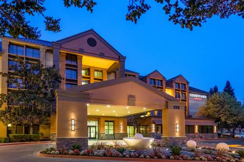 hotel Courtyard by Marriott Santa Rosa