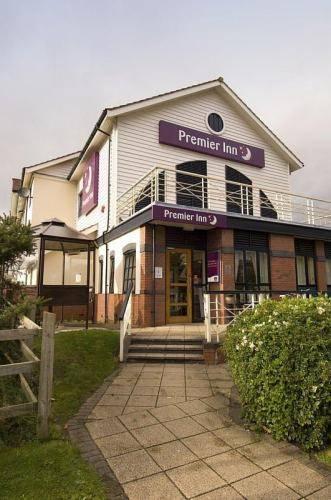 hotel Premier Inn Warrington Centre